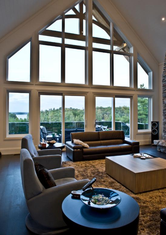 Muskoka window and door centre euro vinyl windows for Window dealers
