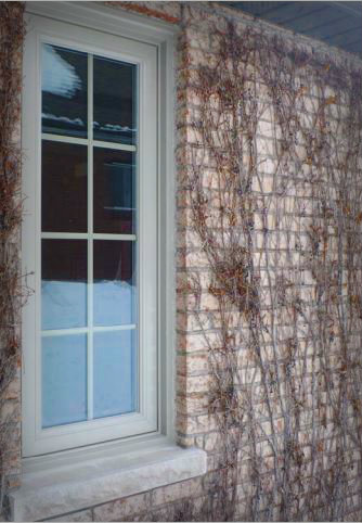 Classic Aluminum Euro Vinyl Windows