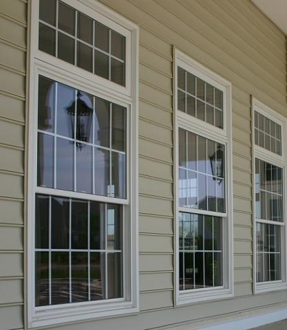 Options Euro Vinyl Windows