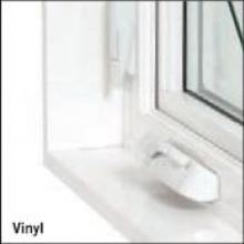 Vinyl Jambs and Wood Jambs Available