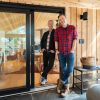 Colin + Justin Approved!  our windows and doors are a design staple for all of their cottage builds