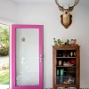 Any colour is available, but this Mexican Pink entry is a favourite